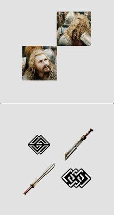Fili and then Kili Hobbit 3, The Hobbit Movies, Fili Und Kili, Dean O'gorman, Ages Of Man, Desolation Of Smaug, Thorin Oakenshield, Jrr Tolkien, Cosplay Makeup