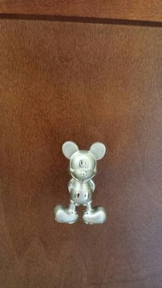 Mickey Mouse drawer knob