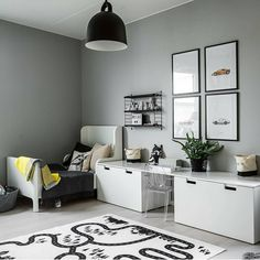 Gorgeous boys room