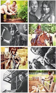 The Walking Dead. Season 4. Comes out this October! Wooooh! :D