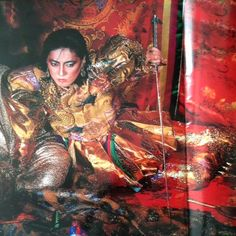 Vintage Japanese, Japanese Girl, Music People, Japan Fashion, Mona Lisa, Artwork, Painting, Image, Tigers