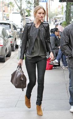 All about Rosie Huntington-Whiteley