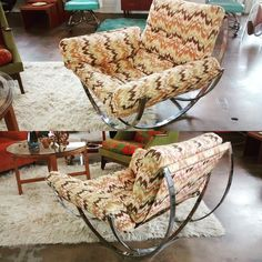 MCM Italian Stendig lounge chair. Available at Mid Mod Collective. Email midmodcollective@gmail.com for more info. SOLD!