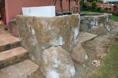 Fake Boulders- how to make rocks - Page 5