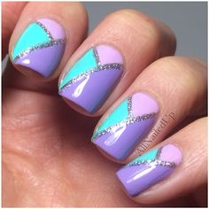 Instagram media by allnailedup_ - Today is the beginning of #TheBeautyBuffs! We are a group of beauty/nail/fashion bloggers who will post bi-weekly themes. This whole thing was started up by Nory of @fiercemakeupandnails Today's theme is PASTELS...check out my blog to see more nail art and to see what the other talented ladies of this group came up with!