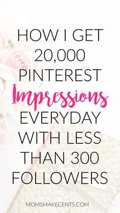 How to Make a Big Impression With a Tiny Pinterest Following