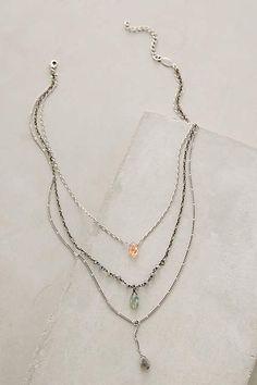 Verdia Layered Necklace - #anthrofave