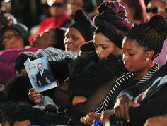 See photos from TV presenter Vuyo Mbuli's memorial service at the SABC headquarters in Auckland Park, Johannesburg. Tv Presenters, See Photo, Channel, Memories, Memoirs, Souvenirs, Remember This