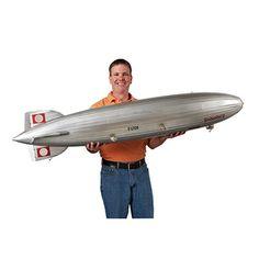 Zeppelin Hindenburg Model - Sportys Wright Bros
