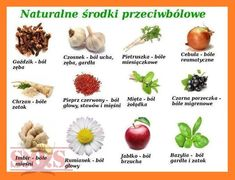 Walka z bólem Wellness Tips, Health And Wellness, Mental Health, Home Recipes, Healthy Recipes, Herbalism, Healthy Lifestyle, Herbs, Fruit