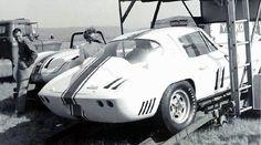Don Yenko and the Gulf Oil Corvette Racers / Corvette Tumblr