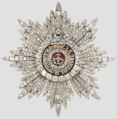 Star of the Order of St. Catherine