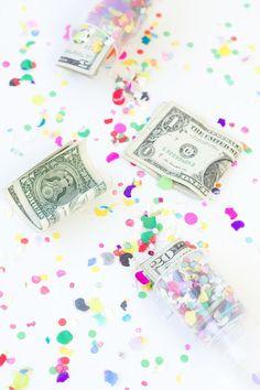 DIY Surprise Money C