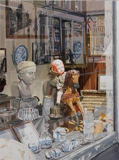 Antiek Haagdijk Painting, Art, Art Background, Painting Art, Kunst, Paintings, Gcse Art