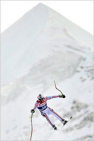 Michael Walchhofer, who is planning to retire, hopes to end a recent slump with a victory this weekend, leading his teammates at the Hahnenkamm downhill races. Ny Times, Skiing, Ski