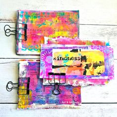 Painty Papers Journal Tutorial – Art & Whimsy