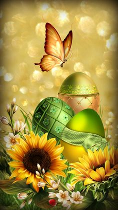 Spring, You are in the right place about spring background powerpoint Here we offer you the Floral Wallpaper Phone, Butterfly Wallpaper, Butterfly Art, Iphone Wallpaper, Easter Backgrounds, Wallpaper Backgrounds, Ostern Wallpaper, Easter Illustration, Easter Pictures
