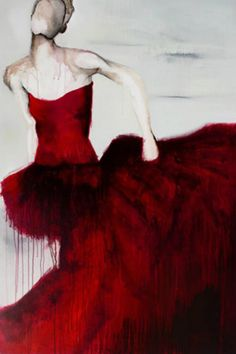 artemisdreaming:Red Party ~  Virginie Bocaert