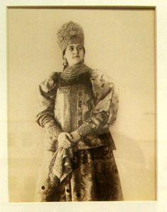 Секреты бабушкиного сундука... - О русском костюме замолвите слово ...