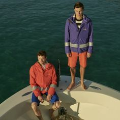 Paul Shark, Weather Conditions, Uk Online, Nautical, Sportswear, Menswear, Ocean, Italy, Jackets