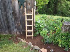 ladder trellis