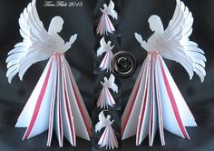 Angel table decoration available in all file formats for all machines @forevermemoriesforyou.co.uk