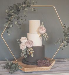 Hexagon suitable for a cake display if purchased with a base. Please note &; Both items sold separately. Please read listing info. Hexagon suitable for a cake display if purchased with a base. Please note &; Both items sold separately. Please read […] Perfect Wedding, Diy Wedding, Rustic Wedding, Wedding Flowers, Dream Wedding, Wedding Day, Fall Wedding Arches, Purple Wedding, Summer Wedding