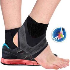 Adjustable All Day Ankle Support Sleeve – Simply Novelty High Heel Inserts, Gel Cushion, Walk Run, Beautiful Heels, Foot Pain, White Beige, High Heels, Sneakers Nike, Slip On