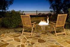 49 Outdoor Patio Ideas That Will Excite and Inspire You Fire Pit Chairs, Fire Pit Seating, Gazebo, Pergola Patio, Patio Awnings, Diy Fire Pit, Fire Pit Backyard, Fire Pits, Outdoor Spaces