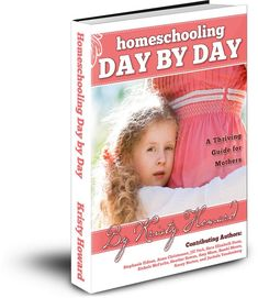 Essential homeschool mom reading material!  A quick read full of encouragement and tips on all areas of homeschooling.  We can homeschool successfully day by day together!