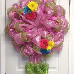 The wreath I made!