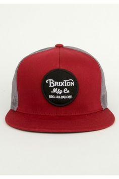 38de9db56 33 Best Brixton images in 2019   Brixton, Snapback hats, Hats