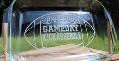 Gameday Kickasserole Baking dish with Lid