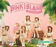 #Apink 2nd Concert: Pink Island (2DVD + Photobook) >Order Now~ #kpop