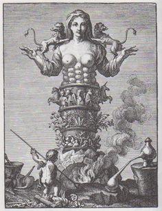 from Actorum Chemicorum Holmensium, 1712