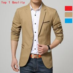 nice loking casual blazer for men with jeans (6)