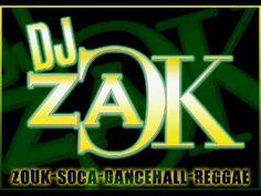 Mix ZouK Rétro - Eske ou ka Sonjé...??? An Tan ZouK Té ZouK... Még@ZouK ...