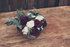 Romantic Red Package – Kukka Flowers #redweddingflowers #diywedding #weddingcenterpiece