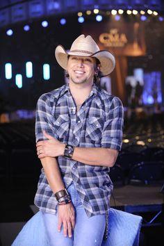 Handsome Cowboy Look Country Music Star Jaosn Aldean #AskaTicket #Country #Music #JasonAldean