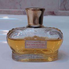 GOLDEN AUTUMN Cologne Parfumee by PRINCE MATCHABELLI  Crown Splash Bottle…