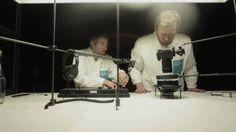 Sonic Water, a cymatics installation by Sven Meyer (Elfenmaschine) and Kim Pörksen (PIECE OF CAKE) on Vimeo