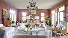 "Rebecca Vizard Reveals the Whimsical Secrets Behind Her Southern Home  No money for fancy lighting? Try making a ""beer-de-lier.""<p><b>M.K. Quinlan: You're less than a mile from the Mississippi River, but this feels like the south of France. What is this magical place?</b><p><b>Rebecca Vizard:</b> Originally this was part of Locustland Plantation, a property on Lake Bruin just outside of …  http://www.housebeautiful.com/home-remodeling/interior-designers/q-and-a/a8198/rebecca-vizard/"