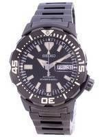 Best prices on Seiko Watches like Seiko Prospex Monster Automatic Diver's SRPD29 SRPD29K1 SRPD29K 200M Men's Watch has Stainless Steel Case, Stainless Steel Bracelet, Automatic Movement, Caliber: 4R36, 24 Jewels, Hardlex Crystal, Black Dial, Analog Display Stainless Steel Bracelet, Stainless Steel Case, Cool Watches, Watches For Men, Seiko 5 Military, Seiko 5 Sports Automatic, 200m, Casio G Shock, Watch Model