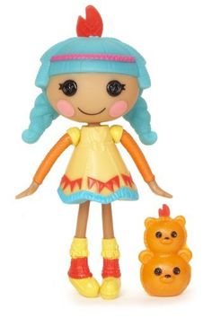 Mini Lalaloopsy Doll - Feather Tell-a-Tale by Lalaloopsy, http://www.amazon.com/dp/B008MW6PL6/ref=cm_sw_r_pi_dp_xlAUqb0RG4HA0