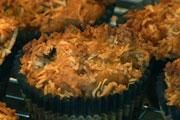 Connie's sensational mandarin chocolate chip muffins