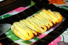 Quick Swiss Dessert, Wilma's Schoggigade