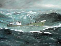 Rough Seas by Jérôme Couasnon