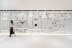 Timing Home experience center by Peng Zheng Design, Guangzhou – China » Retail…