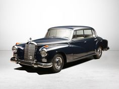 15 | 1960 Mercedes-Benz 300d Adenauer W189 | Auctionata