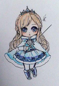 cute, anime drawings